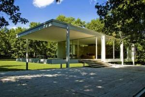 Maison Farnsworth de Mies van der Rohe